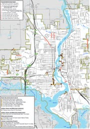 All road construction planned for 2019 in Wausau