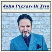 """The latest album from the John Pizzarelli Trio is """"For Centennial Reasons: 100 Years Salute to Nat King Cole,"""" on Ghostlight Records."""