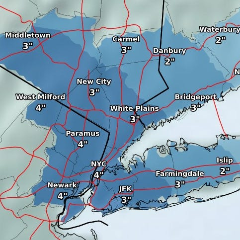 Weather: Could snowstorm recreate November travel nightmare?