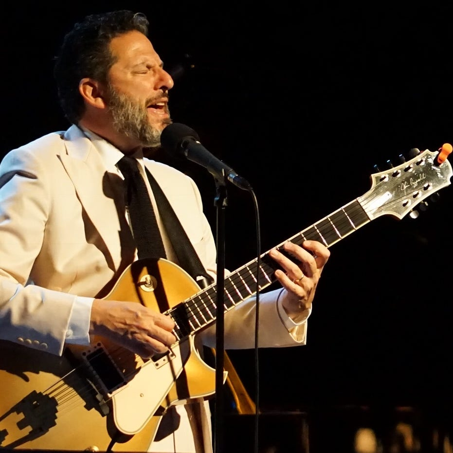 John Pizzarelli honors Nat King Cole on his 100th, will perform in Westchester