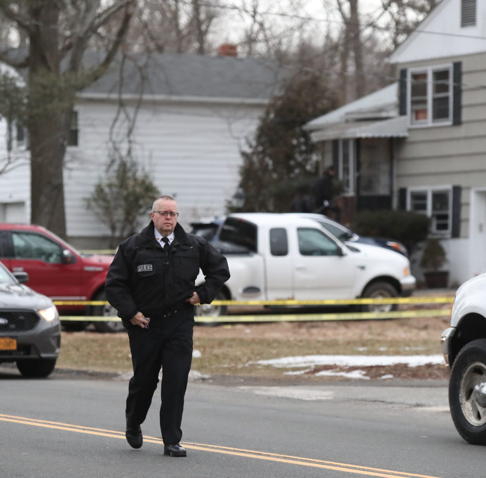 Man killed in Ramapo home; police search for suspect