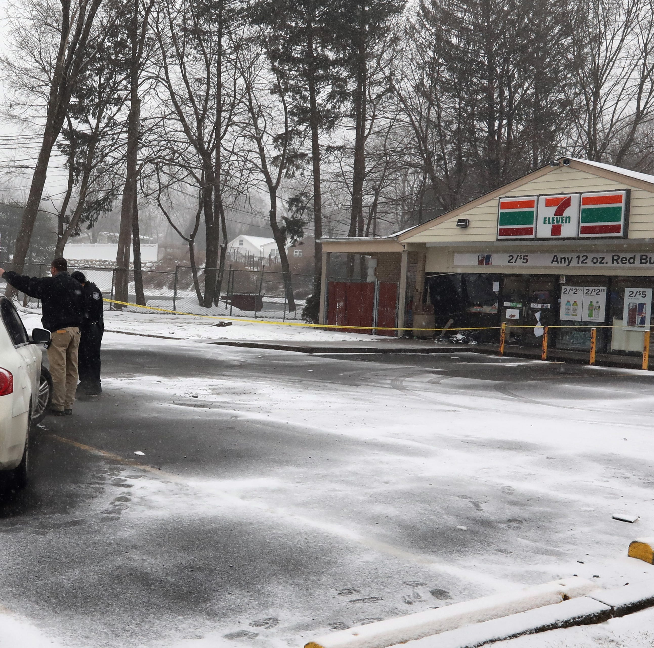 Driver drives over family of 8, kills mother outside of Garnerville 7-Eleven: Cops