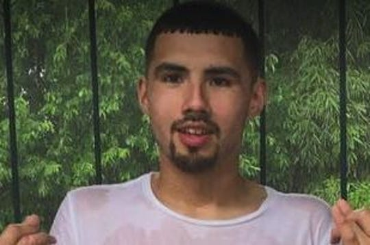 Erick Acevedo-Palencia has been missing for over a week after leaving his Wesley College dorm room.
