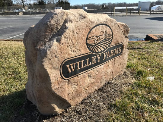Willey Farms spokesperson Donna Cavender said the greenhouse portion of the business will be open in time for Easter and Mother's Day.