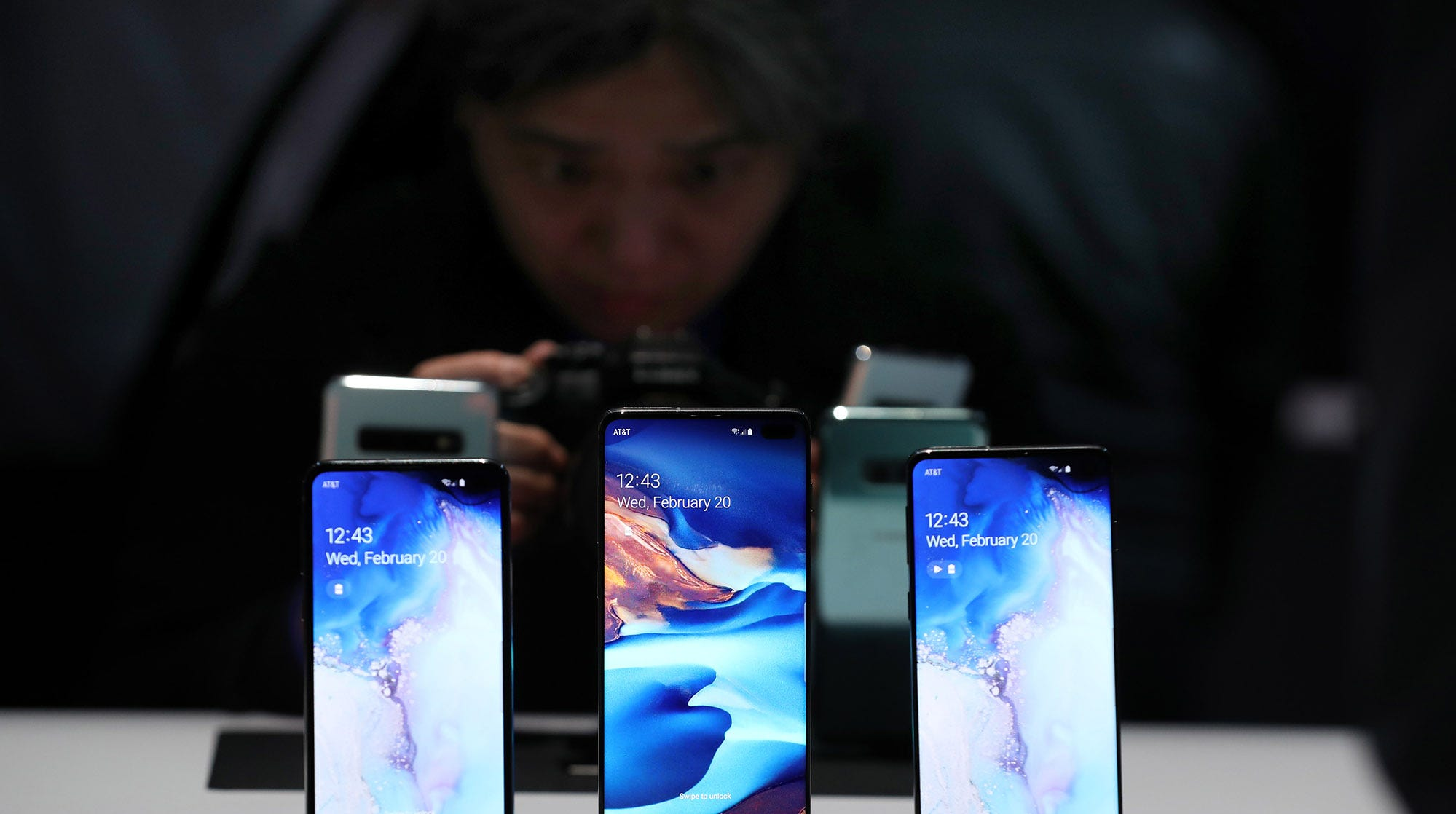 Galaxy S10: A look at the Galaxy S line through the years