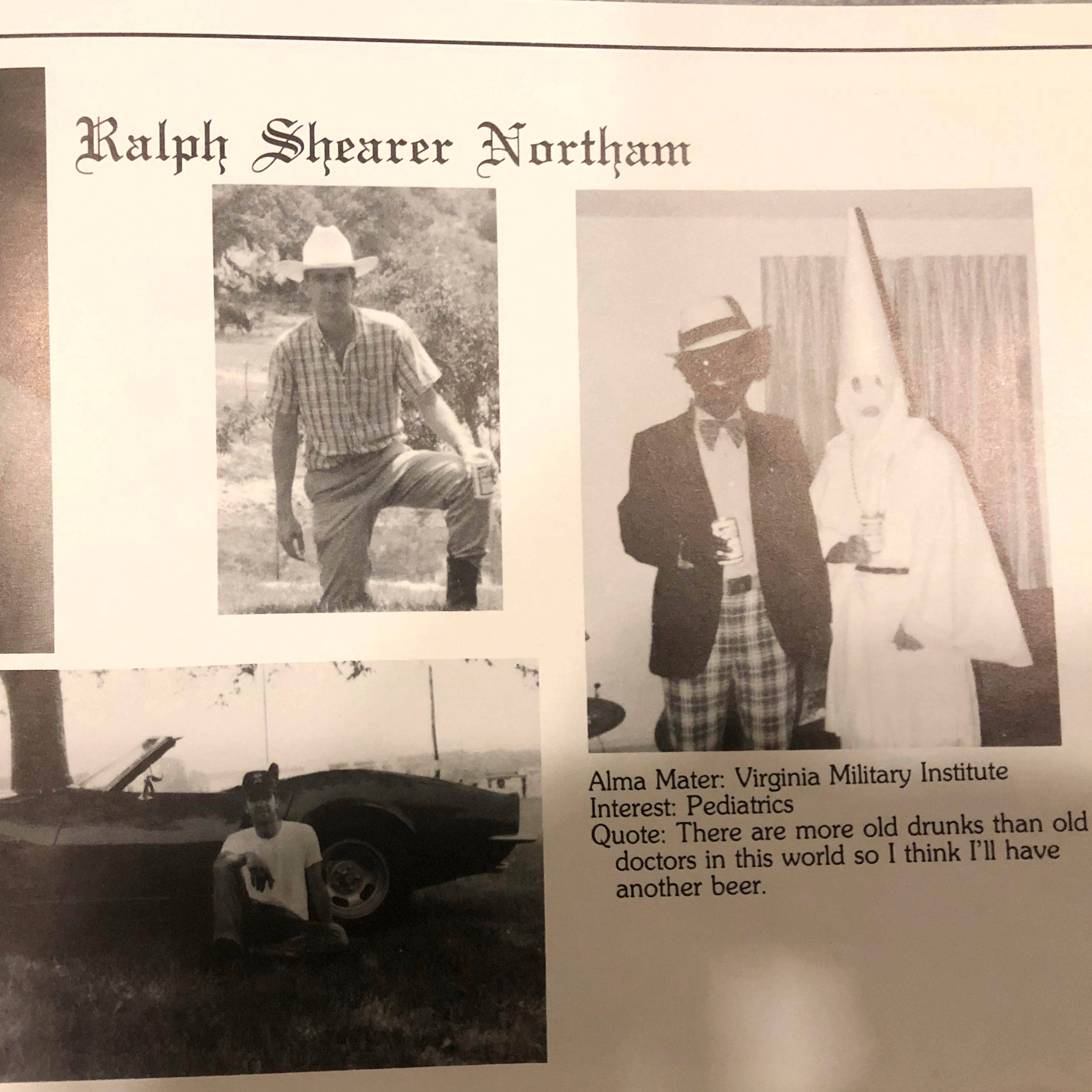 Old University of South Carolina and Clemson yearbooks include controversial images