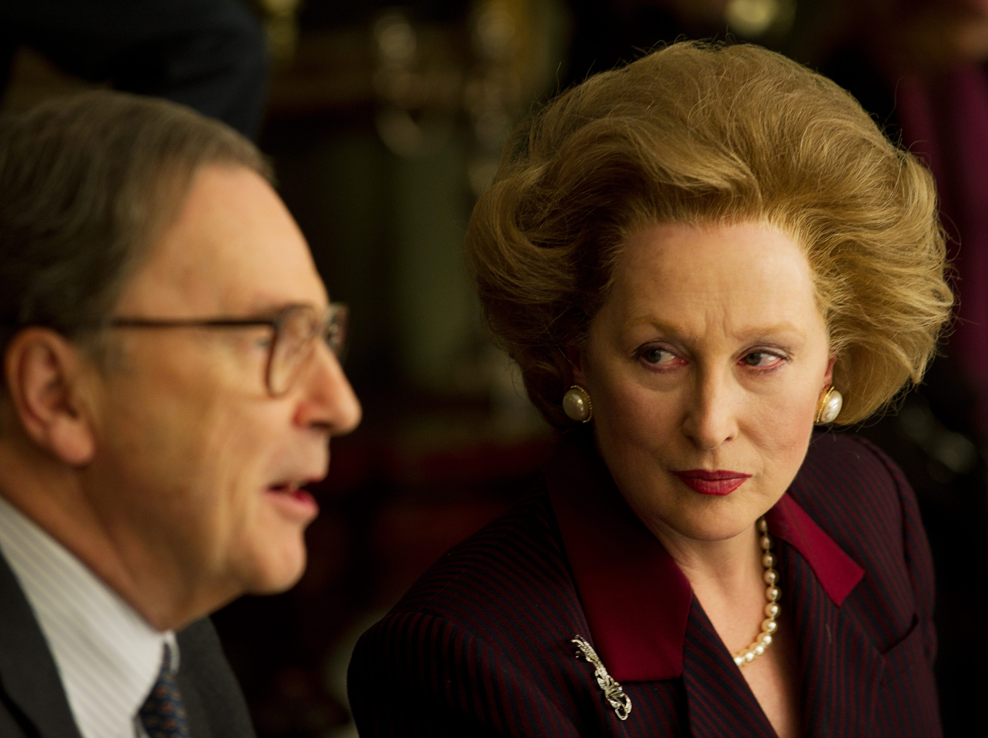 Meryl Streep stars in 'The Iron Lady.'