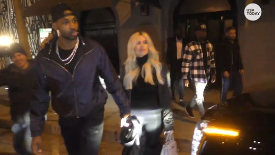 Khloe Kardashian writes of 'betrayal' as rumors swirl about Tristan Thompson's cheating