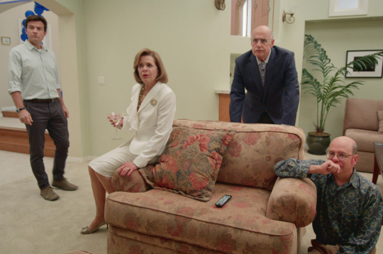 """Arrested Development"" has new episodes on March 15."