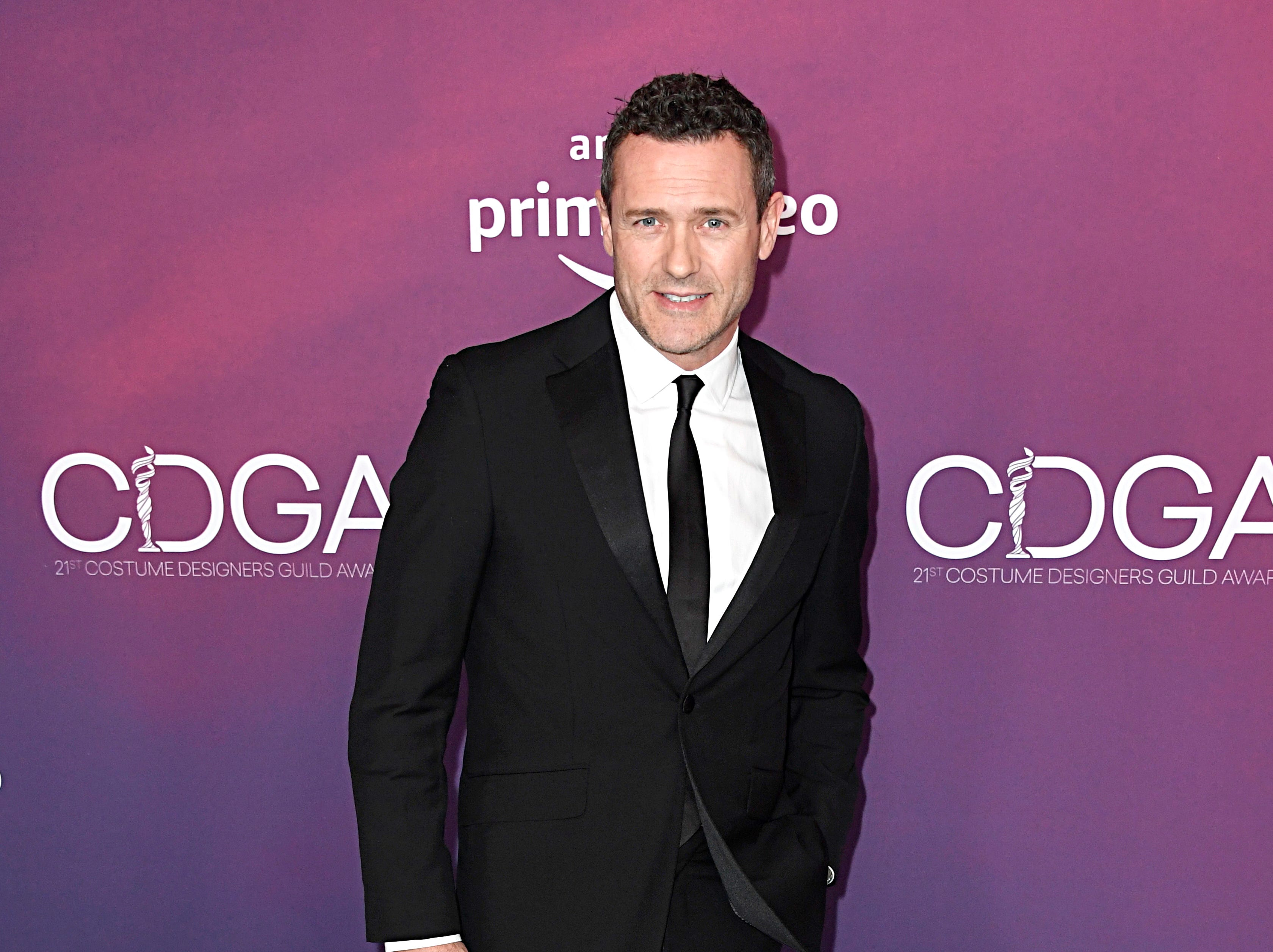 BEVERLY HILLS, CALIFORNIA - FEBRUARY 19: Jason O'Mara attends The 21st CDGA (Costume Designers Guild Awards) at The Beverly Hilton Hotel on February 19, 2019 in Beverly Hills, California. (Photo by Frazer Harrison/Getty Images) ORG XMIT: 775282683 ORIG FILE ID: 1130826886