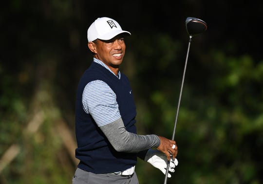 Tiger Woods, who missed the Masters in 2014, 2016 and 2017, tied for 32nd last year.