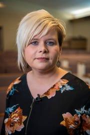 Mingo Central High School teacher Katie Endicott says West Virginia's striking miners inspired recent teacher walkouts.