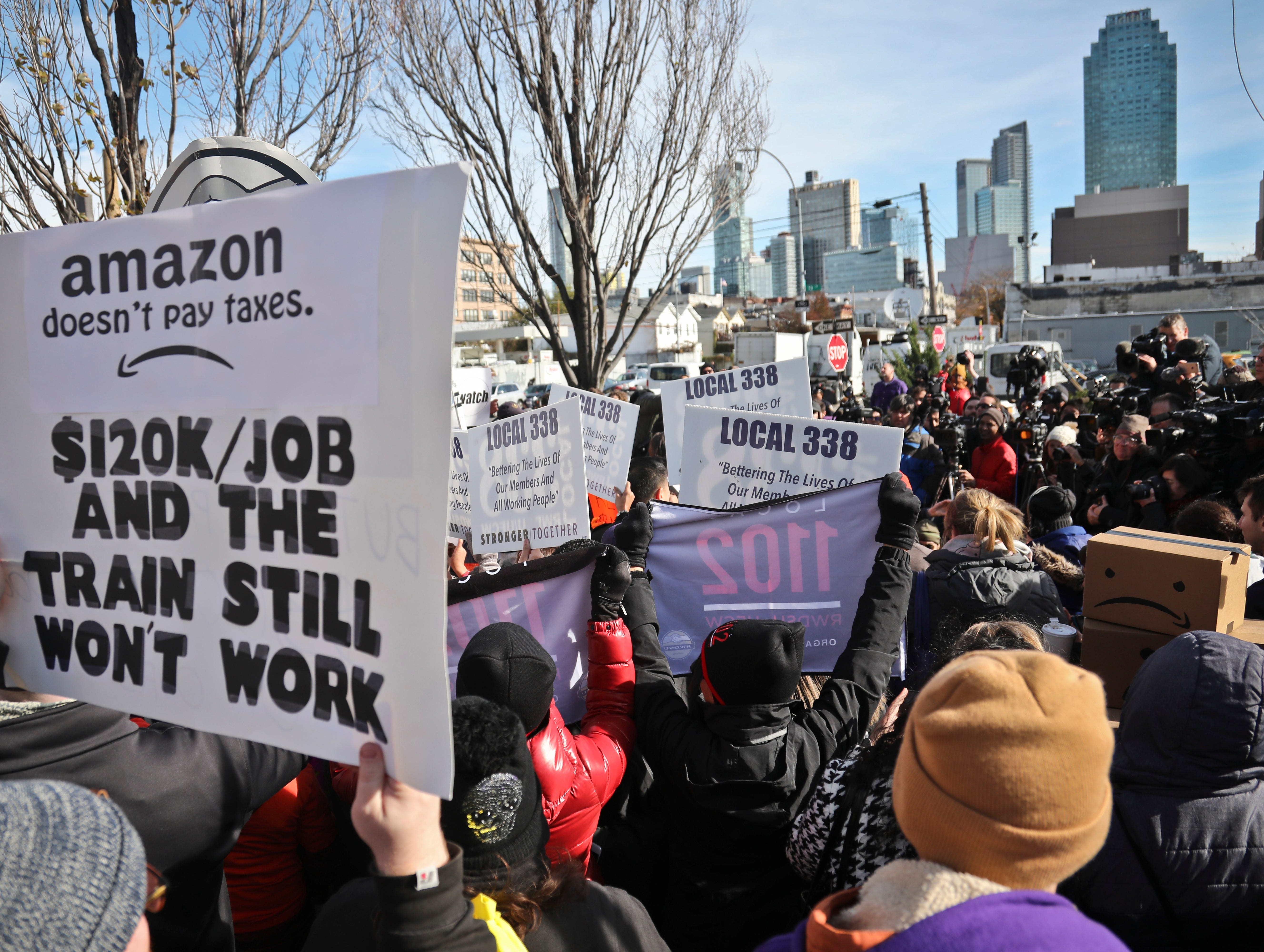 Amazon lessons for voters, taxpayers, New York and the 237 other places that bid for HQ2
