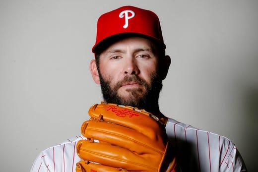 Jake Arrieta, Phillies