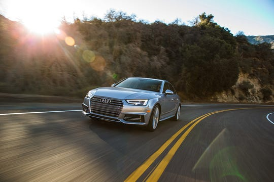 COMPACT LUXURY CAR: Audi A4