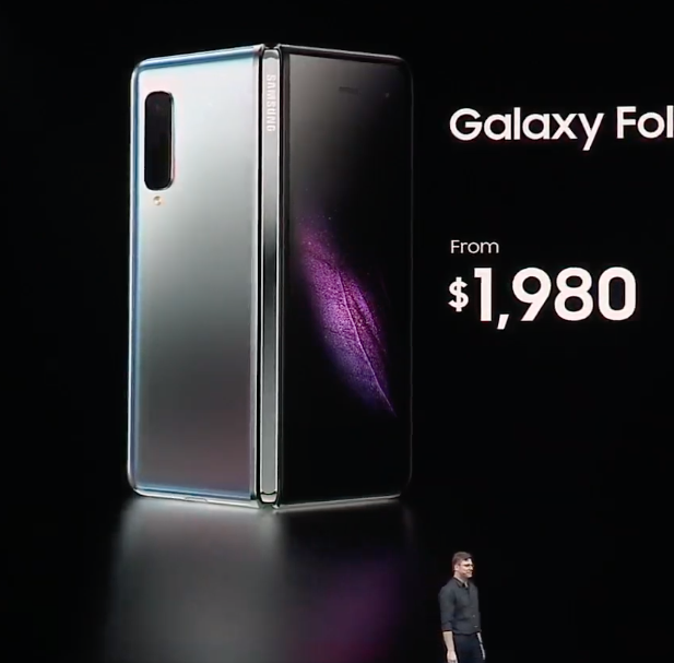 Galaxy Fold: As Galaxy S turns 10, Samsung looks to future with first foldable phone