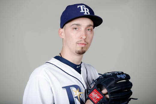 Blake Snell, Rays