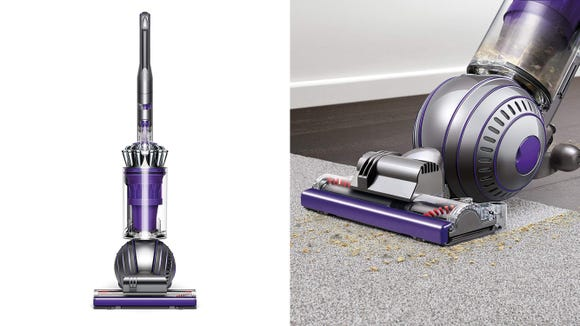 A vacuum for the bigger messes.