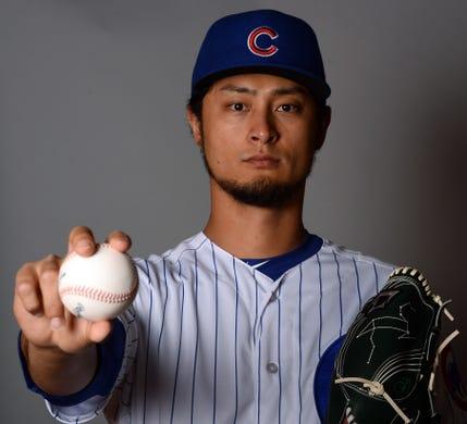 Yu Darvish, Cubs