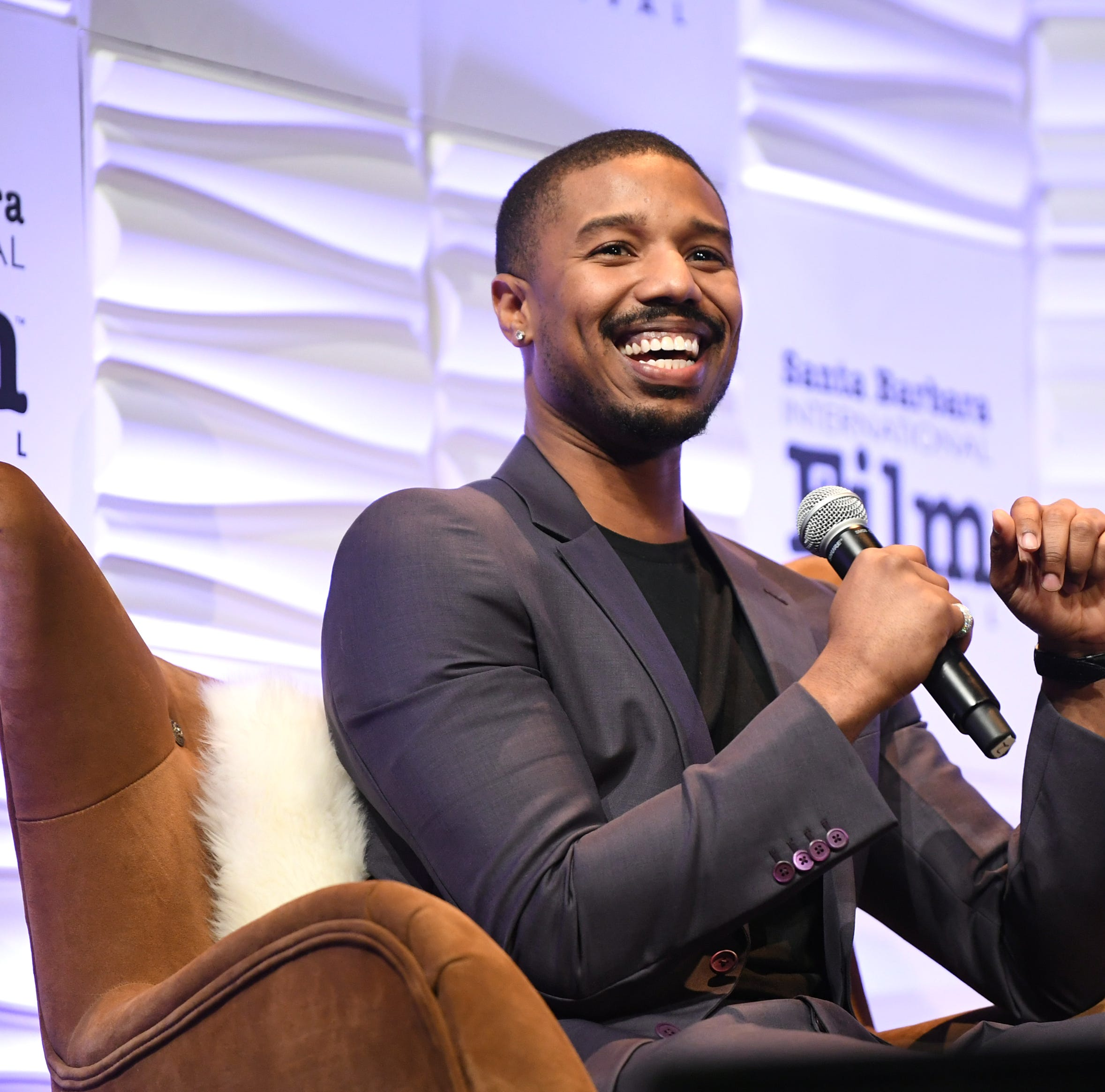 Michael B. Jordan, Ryan Coogler take the stage for Day 2 of the MBK Rising! conference in California