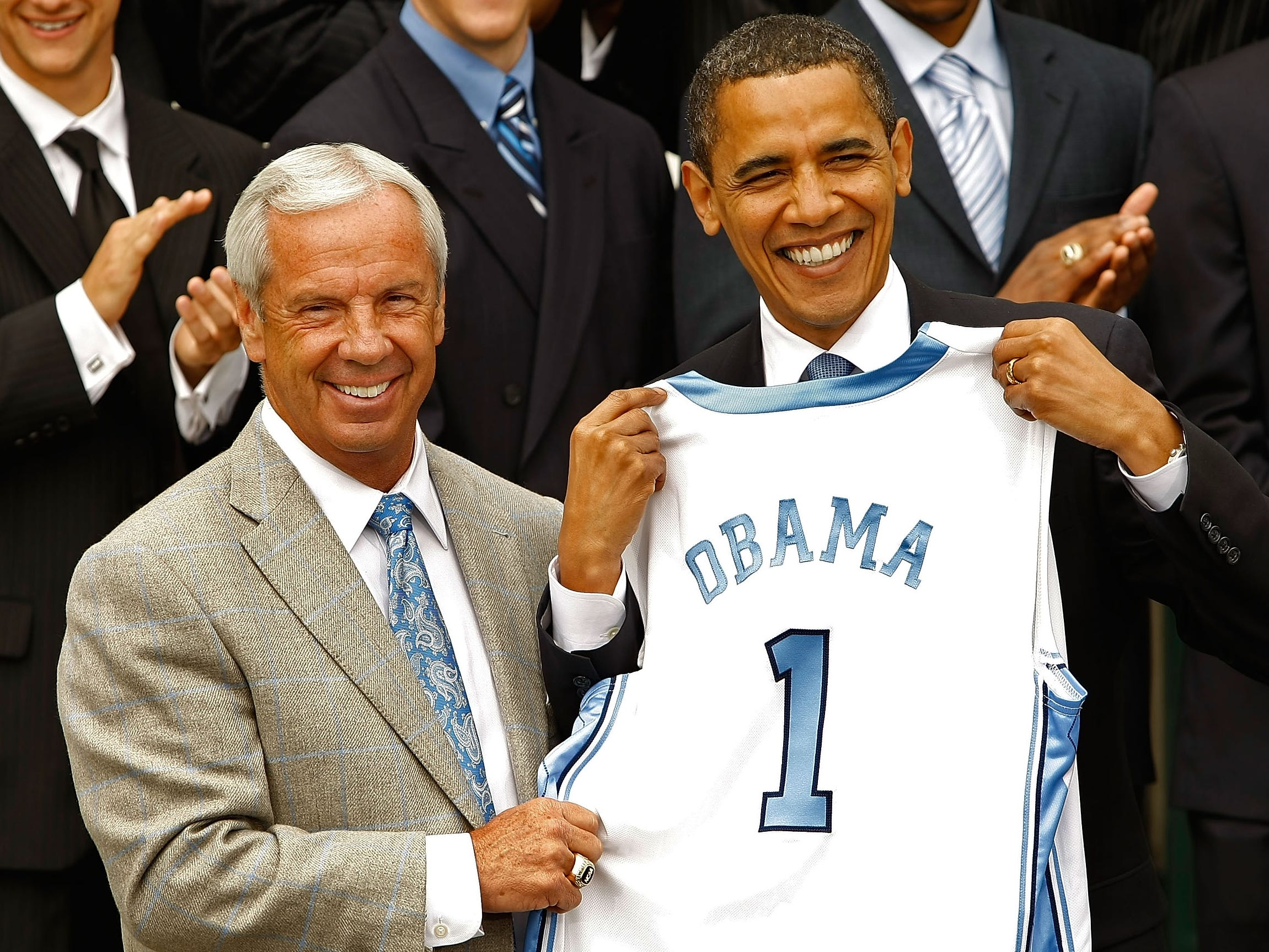 March Madness 2019: Barack Obama predicts Florida to upset Nevada Wolf Pack basketball