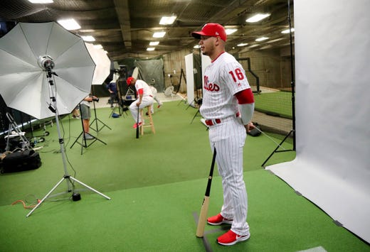Cesar Hernandez, Phillies