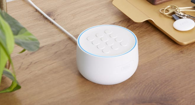 A microphone built into its Nest Guard alarm/motion sensor/keypad wasn't supposed to be a secret, Google said after announcing Google Assistant support for the Nest Secure system.