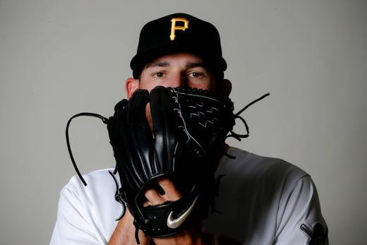 Joe Musgrove, Pirates