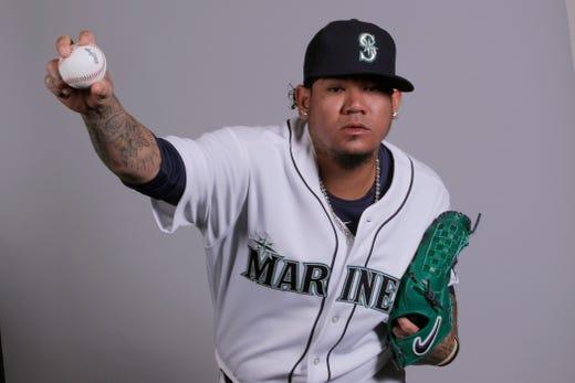 Felix Hernandez, Mariners