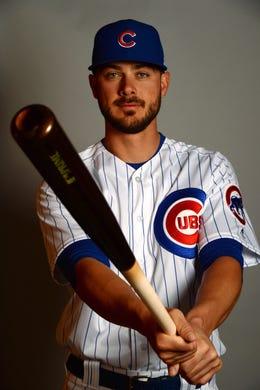 Kris Bryant, Cubs