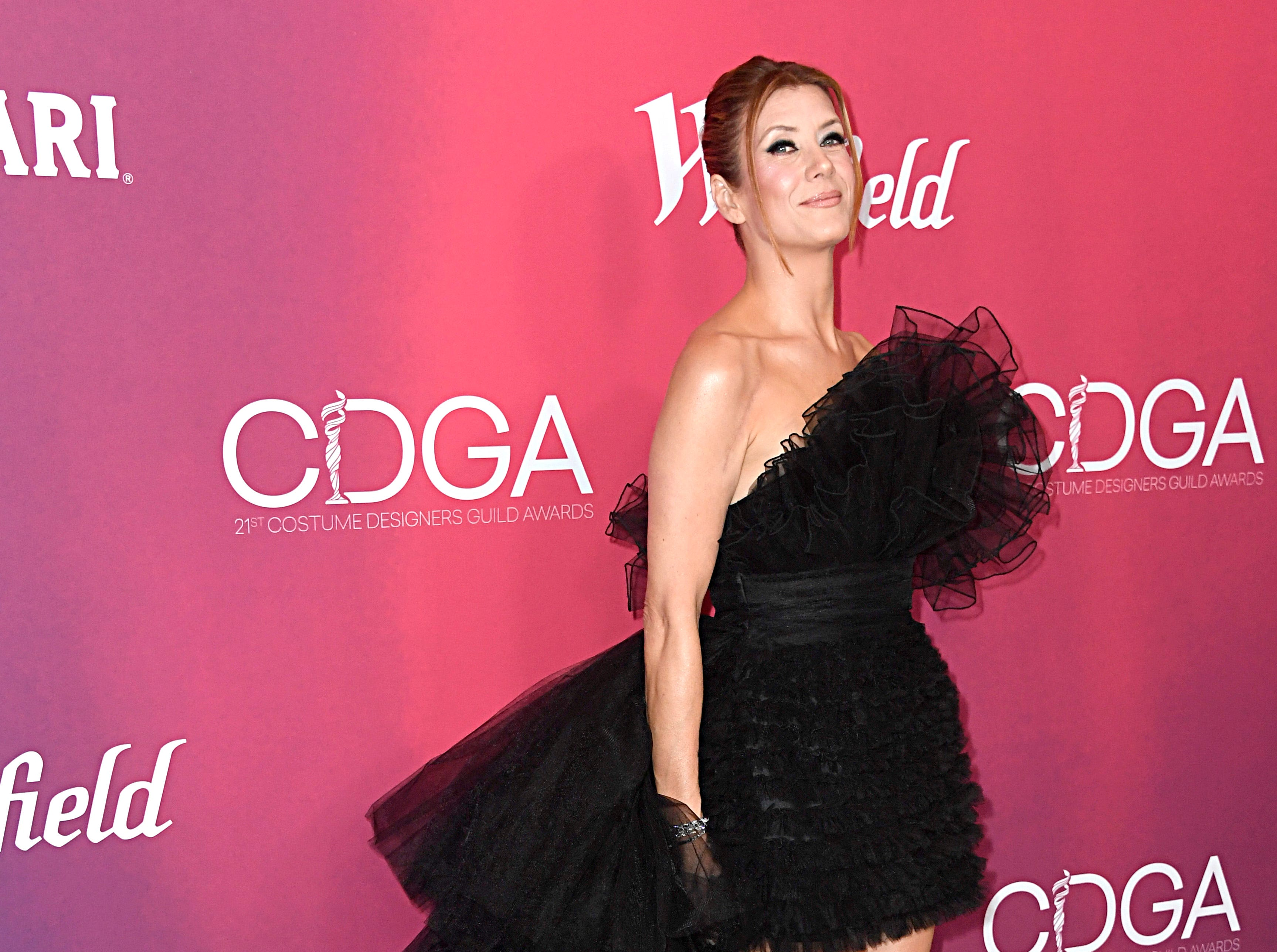BEVERLY HILLS, CALIFORNIA - FEBRUARY 19: Kate Walsh attends The 21st CDGA (Costume Designers Guild Awards) at The Beverly Hilton Hotel on February 19, 2019 in Beverly Hills, California. (Photo by Frazer Harrison/Getty Images) ORG XMIT: 775282683 ORIG FILE ID: 1130831988