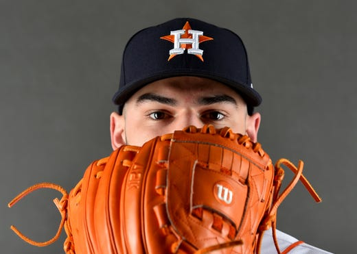 Lance McCullers Jr., Astros