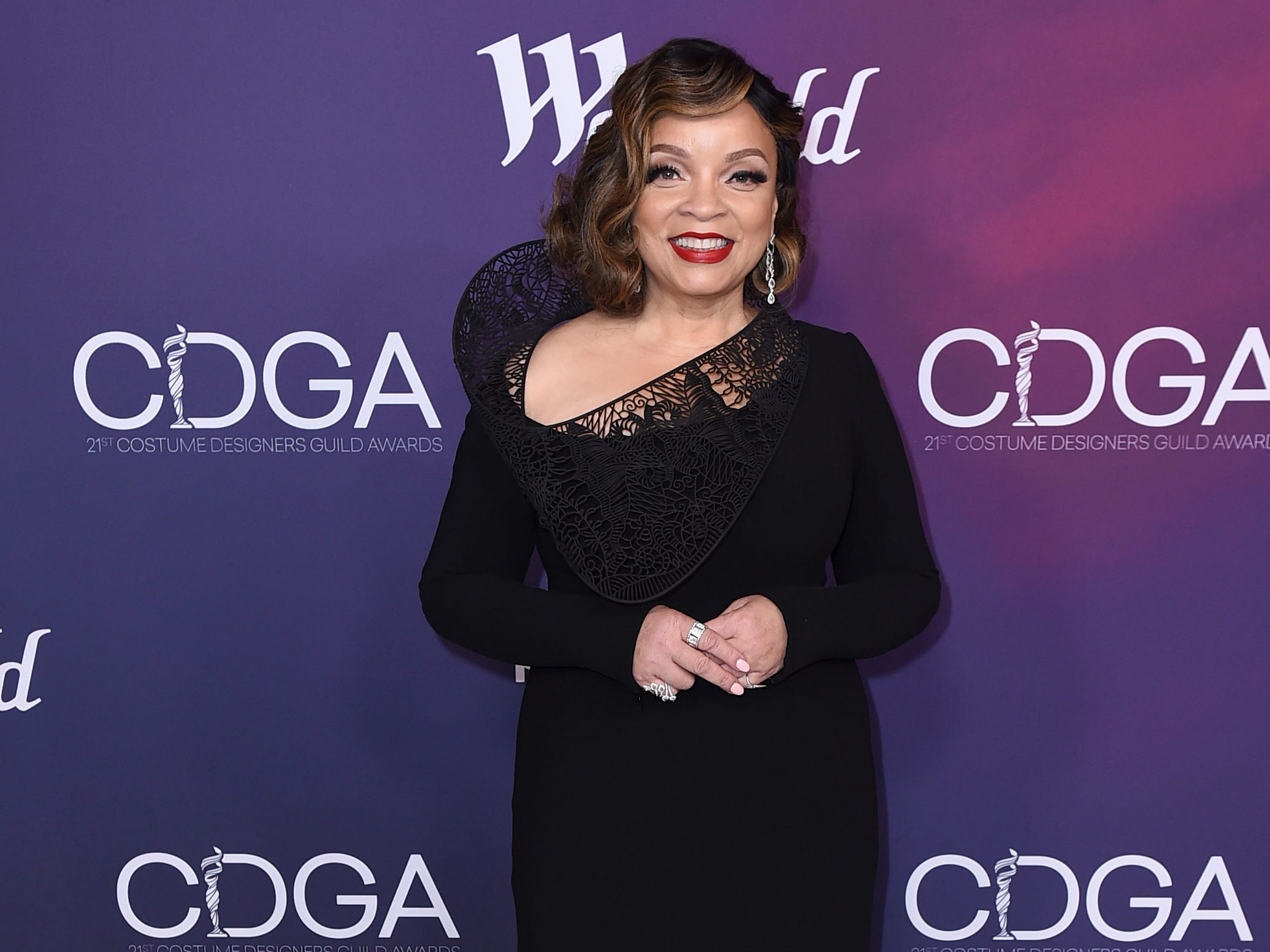 Ruth E. Carter received a career achievement award.