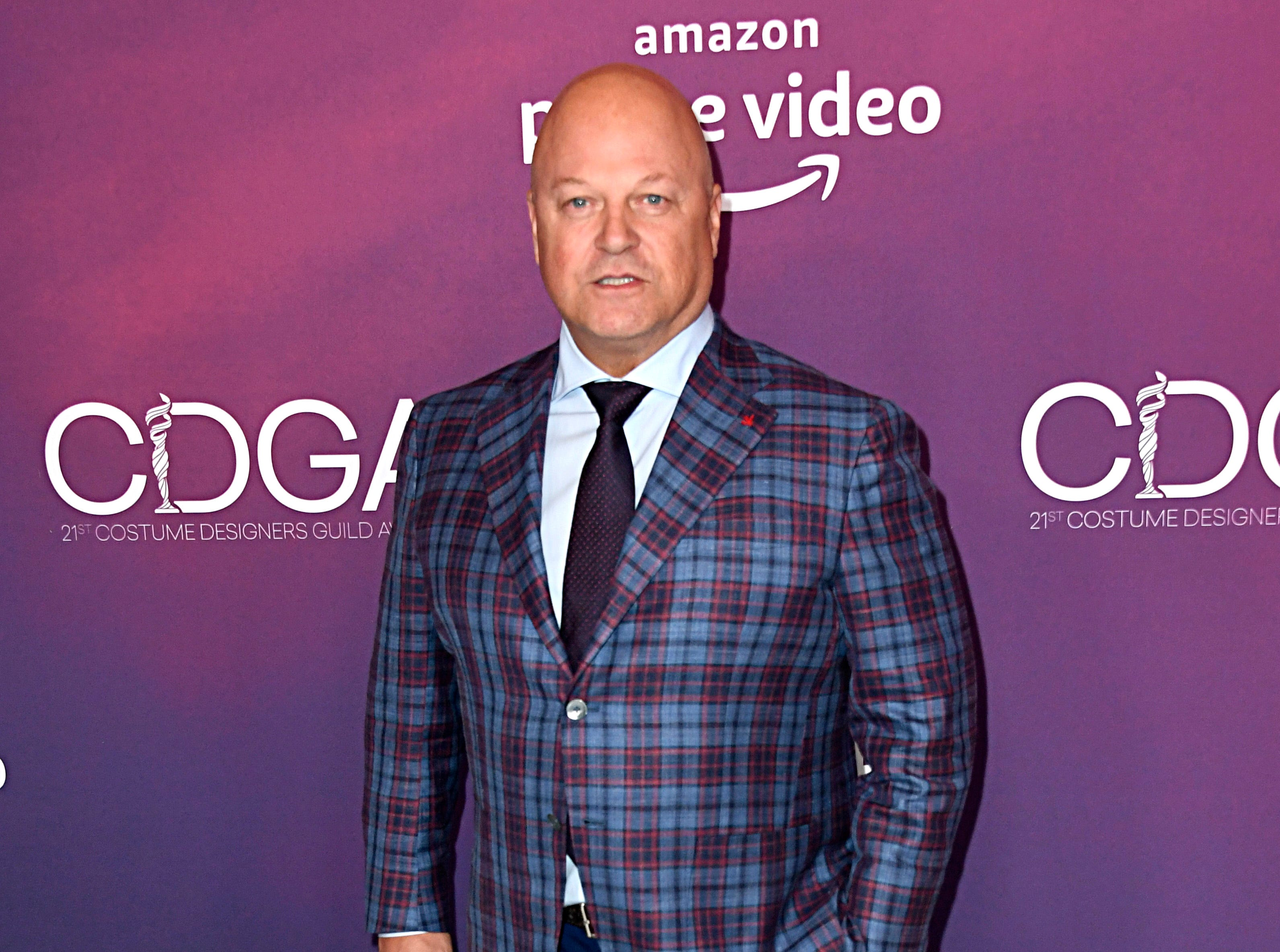 BEVERLY HILLS, CALIFORNIA - FEBRUARY 19: Michael Chiklis attends The 21st CDGA (Costume Designers Guild Awards) at The Beverly Hilton Hotel on February 19, 2019 in Beverly Hills, California. (Photo by Frazer Harrison/Getty Images) ORG XMIT: 775282683 ORIG FILE ID: 1130831167