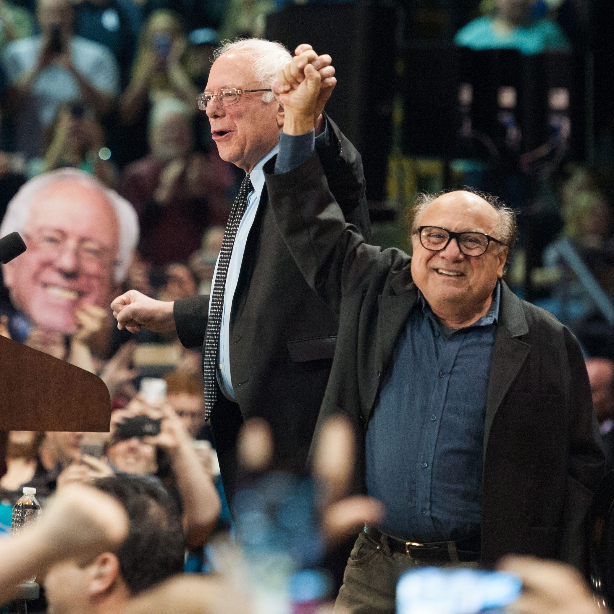 Bernie Sanders gets Danny DeVito endorsement in 2020 presidential race