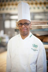 Baking instructor Richard Coppedge
