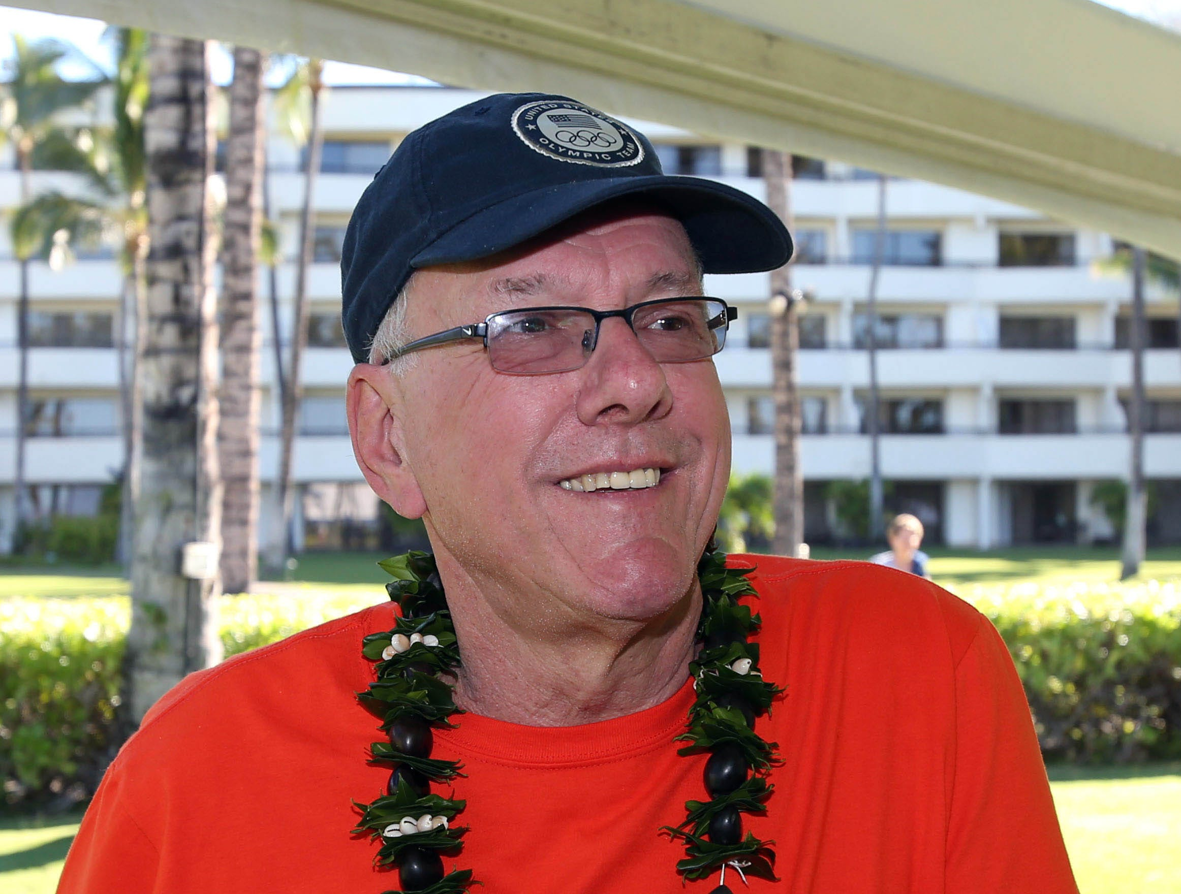 2013: Syracuse Orangemen coach Jim Boeheim speaks during a press conference for the Maui Invitational held at the Sheraton Resort in Lahaina. (Credit: Brian Spurlock-USA TODAY Sports).