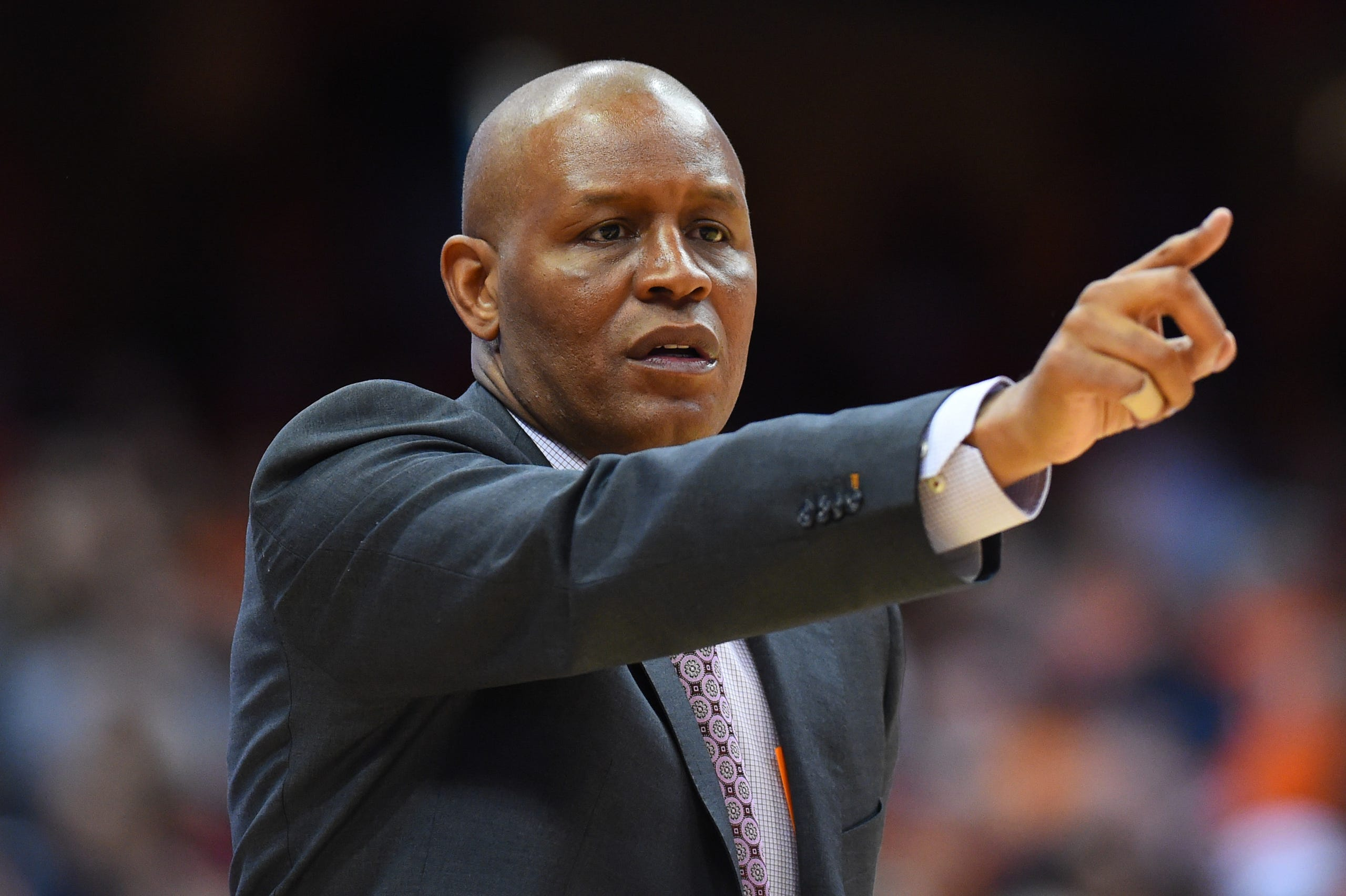 Syracuse Basketball A Look At The Men S Coaching Staff