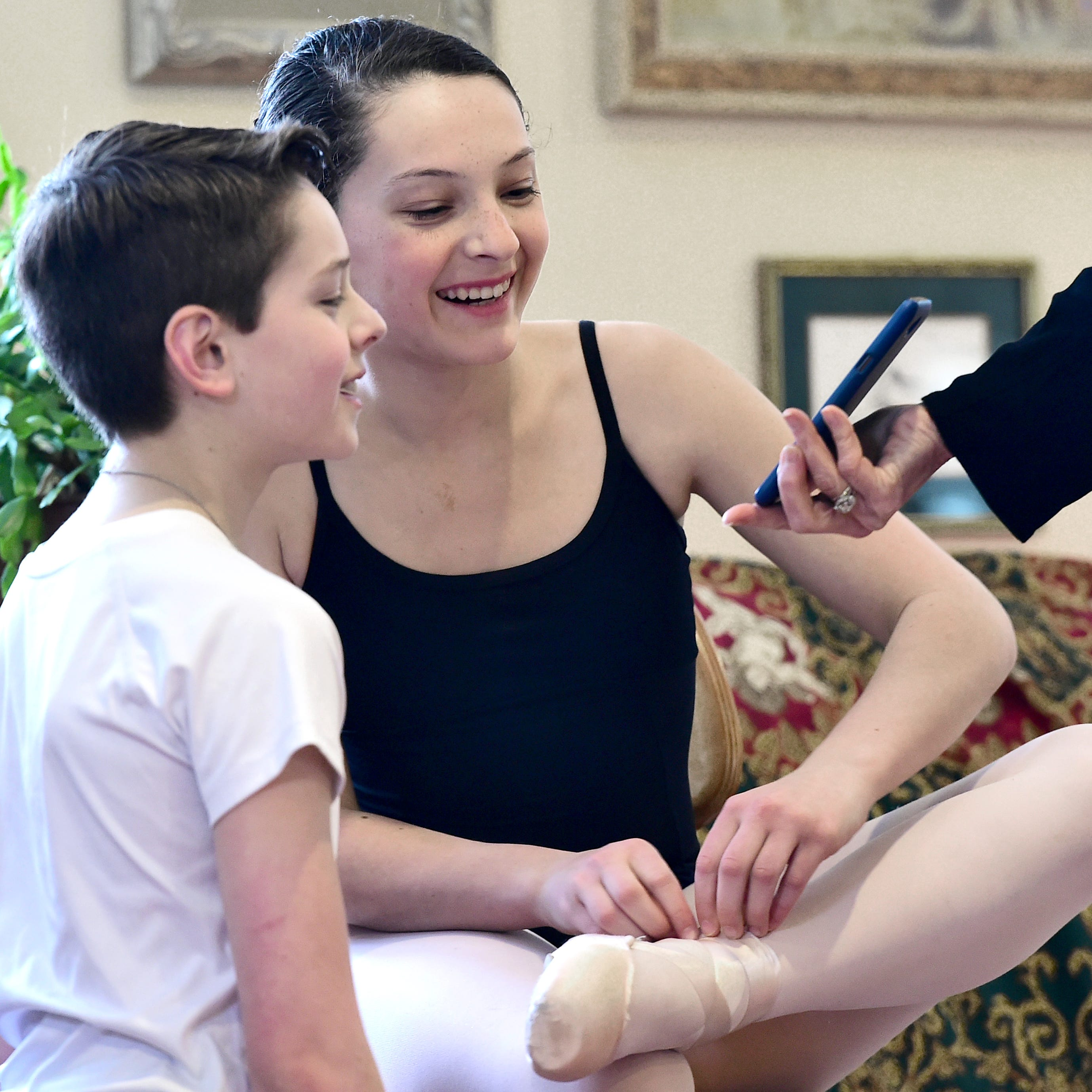 From Syracuse to American Ballet Theatre: Brother-sister duo have fun dancing together