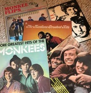 I still have five Monkees albums I bought as a teenager.
