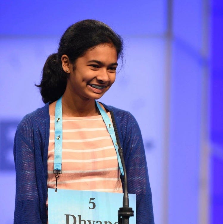 Brevard student wins regional spelling bee, advances to nationals