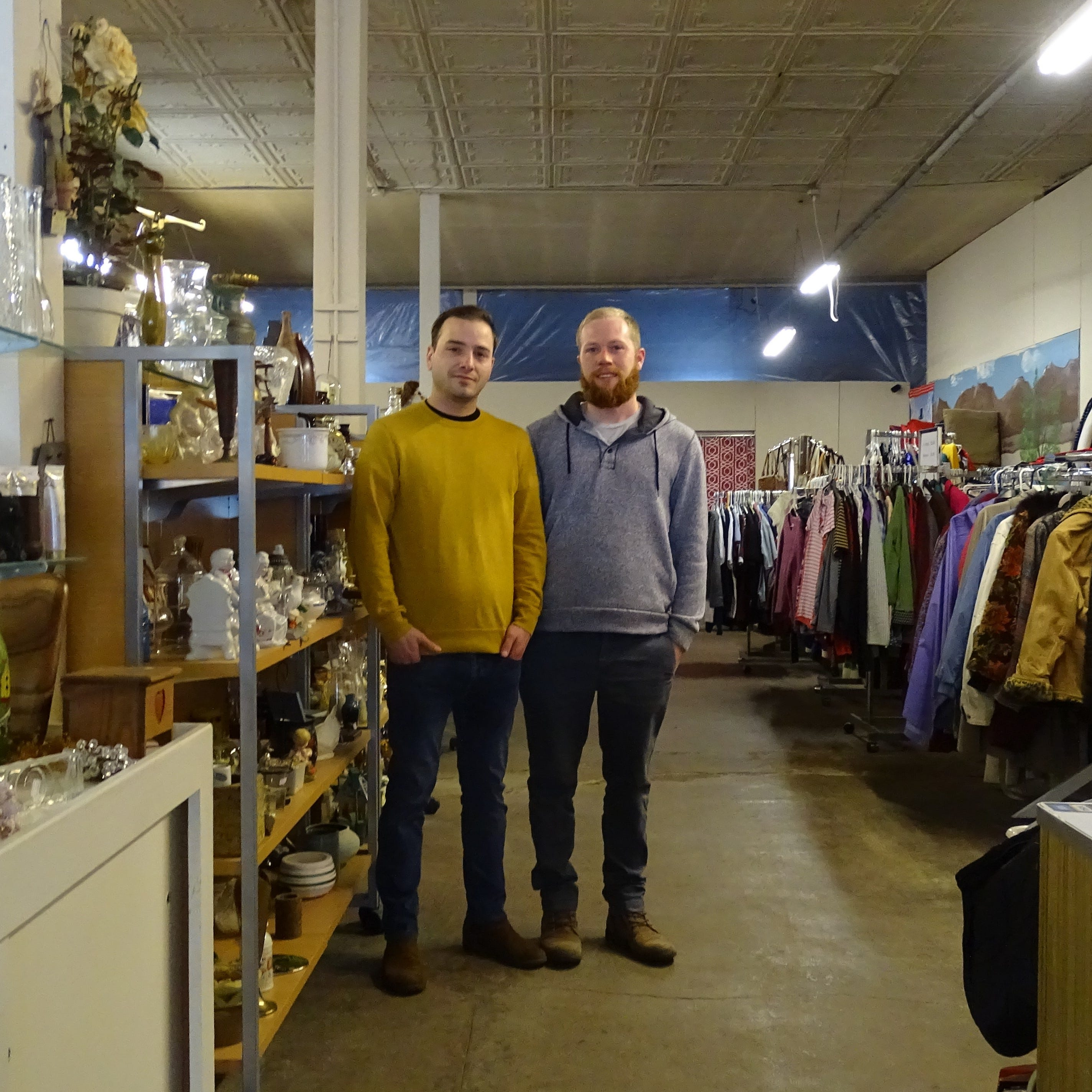 Small City Thrift owners saw a window of opportunity
