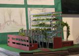 "In 2013, UVM senior Tim Novine anticipated the latest ""Moran FRAME"" proposal for Burlington's waterfront — for a design-class project"