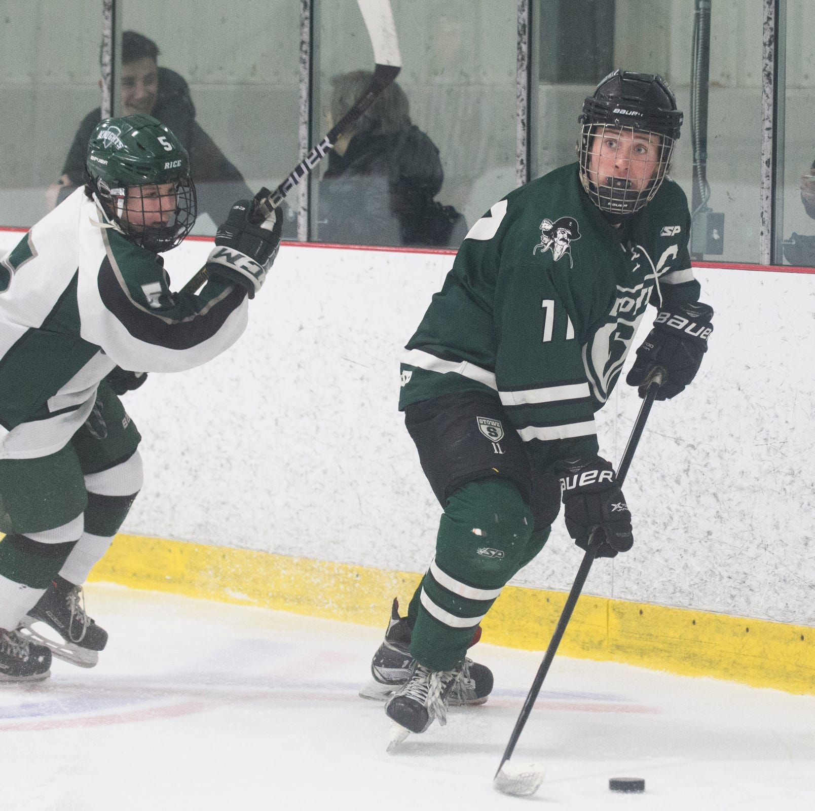 Wednesday's H.S. highlights: Boerger's hat trick lifts Stowe over Rice