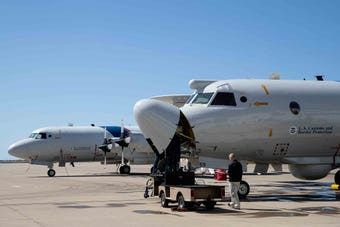 Customs and Border Protection has a big presence in Corpus Christi. Here's what Air and Marine Operations agents do.