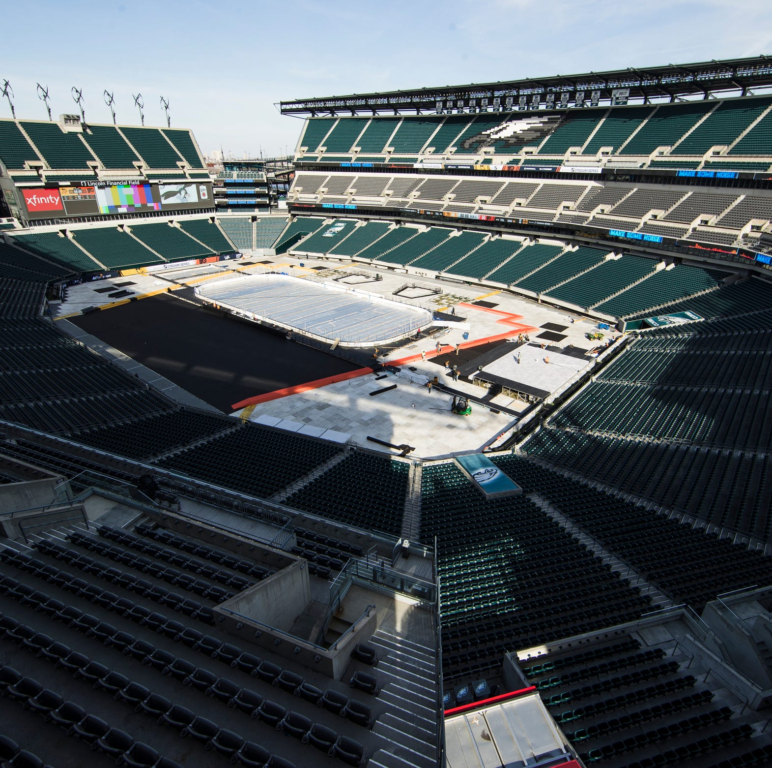 A Flyers fans' guide to the Stadium Series weekend