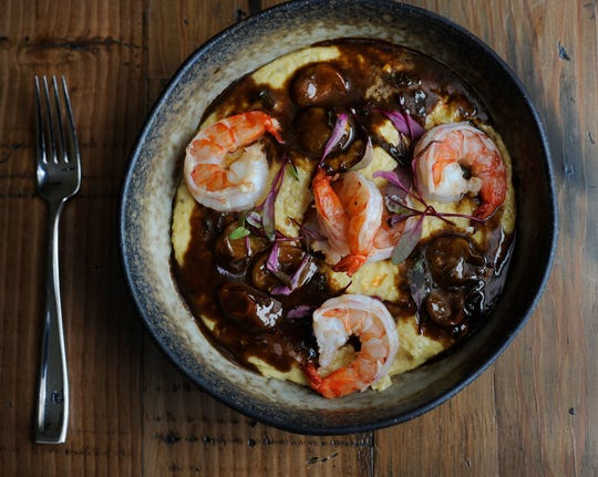 A shrimp & grits dish was a past winner at the Riverview Restaurant and Bar in Burlington City. The restaurant is welcoming aboard a new chef who may put his own spin on Cajun and Creole dishes.