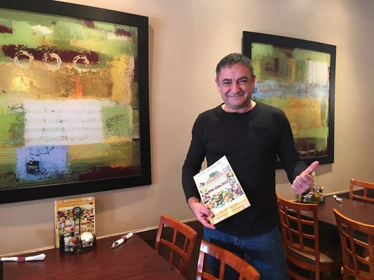 Len Michnik and his family own Healthy Garden Natural Food and Gourmet Pizza cafes in Moorestown, Voorhees and Piscataway. The restaurateur hopes to bring this concept to Haddon Avenue in Collingswood.