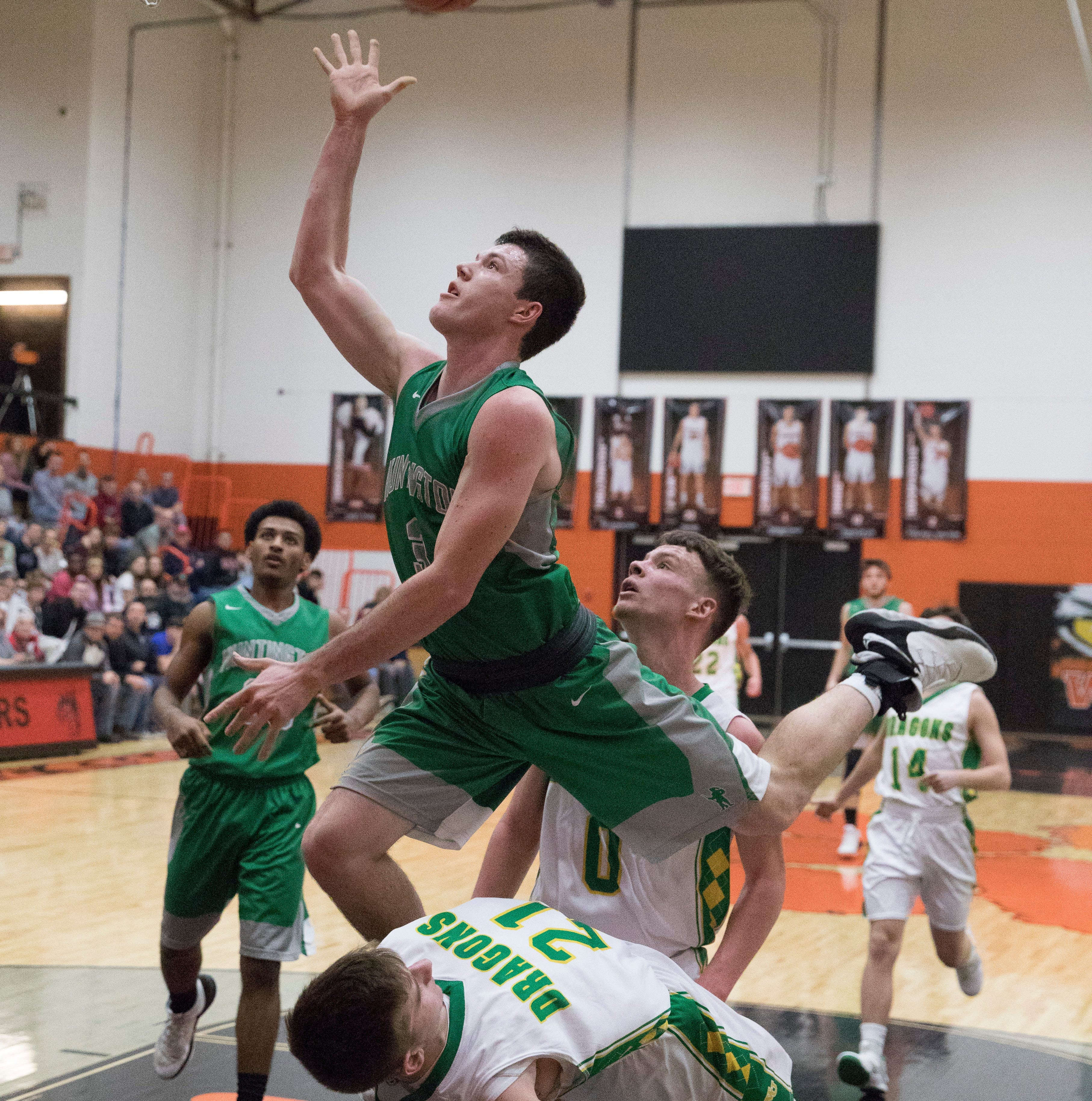 Several local athletes receive All-Ohio boys basketball recognition in D-III