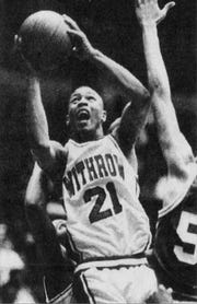 MARCH 19, 1994: Top-scorer Jeff Carter leads Withrow into the regional championship game against Huber Heights Wayne.